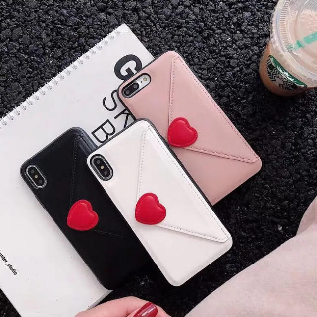 iphone8 ケース 100 均 、 ハート♡ラブレター ☆新品☆ iPhoneケース ☆ 78/X.XS/XRの通販 by matsuhana's shop  |ラクマ
