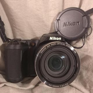 Nikon - NIKON COOLPIX L320 ★中古・美品★