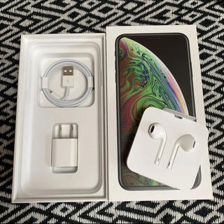 iPhone - iPhone XS Max 純正 充電器 イヤホン セット