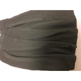 ジーユー(GU)のミモレ丈スカート(ひざ丈スカート)