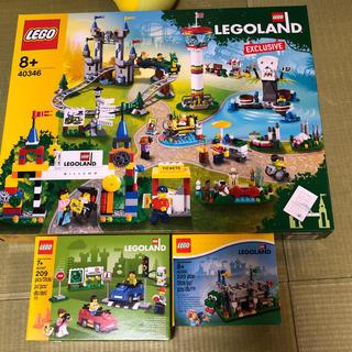 レゴ(Lego)のレゴランド限定 レゴセット(積み木/ブロック)