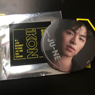 iKON - iKON ジュネ 缶バッジ