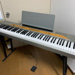 カシオ(CASIO)の【直接引き取り優先】電子ピアノ  CASIO PX-110(電子ピアノ)
