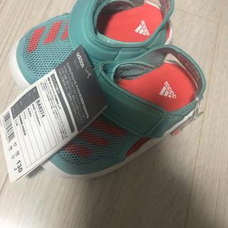 adidas - 新品   adidas  サンダル   13cm