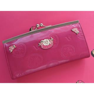 リズリサ(LIZ LISA)のリズリサ がま口 長財布(財布)