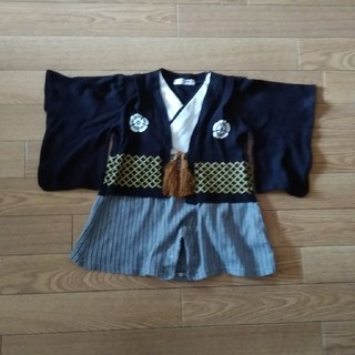 31f883e4f3060 rodyっ子様専用 ベビー 袴 80 ハンドメイド 女の子 着物風 お正月の通販 ...
