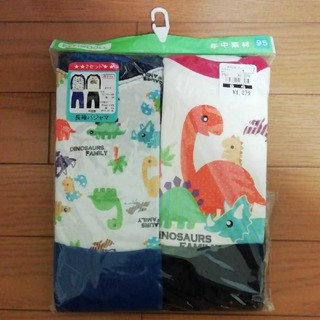 ニシマツヤ(西松屋)の長袖パジャマ 2セット(パジャマ)