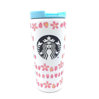Starbucks Coffee - スターバックス 未使用 ステンレス タンブラー ペタル 355ml