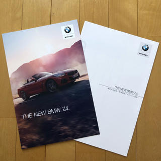 BMW - 【新品、美品】BMW NEW Z4シリーズ カタログ