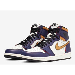 NIKE - 【26.5cm】 Nike SB × AIR JORDAN 1 HIGH OG