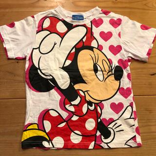 ミニーマウス - ディズニーランド ミニー Tシャツ