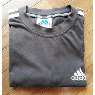 アディダス(adidas)の90s《adidas》アディダス:刺繍 パフォーマンスロゴ Tシャツ(Tシャツ/カットソー(半袖/袖なし))