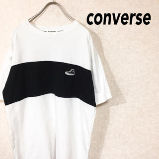 CONVERSE - converse コンバース 半袖 Tシャツ ポロシャツ 生地