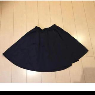 ケービーエフ(KBF)の【美品】KBF シンプルスカート(ミニスカート)
