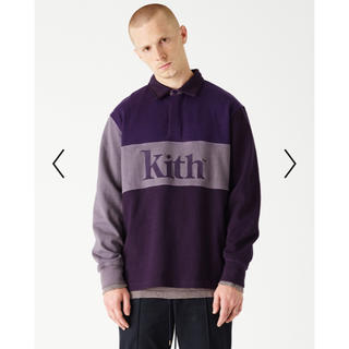 Supreme - KITH COLOR BLOCKED RUGBY Sサイズ