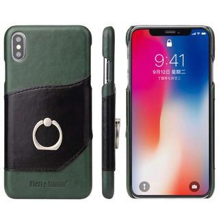 アイフォーン(iPhone)のiPhone xs MAX レザーケース(iPhoneケース)