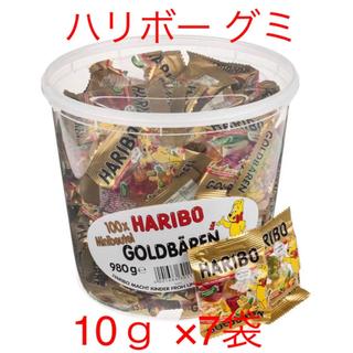 ハリボーグミ 10g×7 HARIBO コストコにて購入
