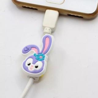 Disney - 日本未発売  ステラルーケーブル保護  断線防止  ケーブルバイト
