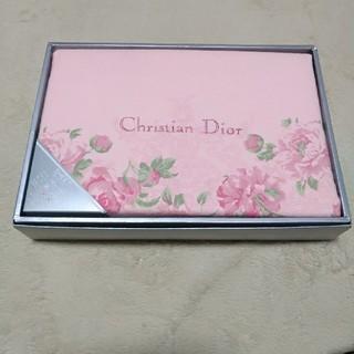 クリスチャンディオール(Christian Dior)のChristianDiorウィンターシーツ(シーツ/カバー)