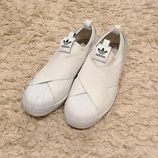 アディダス(adidas)のadidas スリッポンスニーカー(スニーカー)
