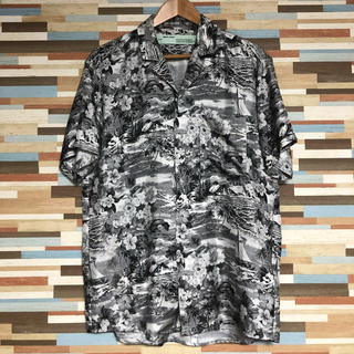 OFF-WHITE - サイズS offwhite patterned shirt アロハシャツ