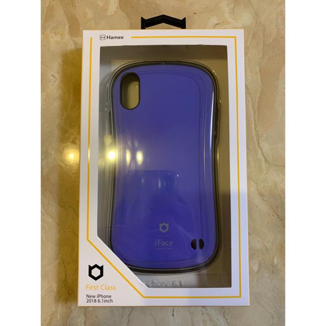 グッチ iphonex ケース 財布 - iFace first class パープル XRの通販 by kotamilk SHOP|ラクマ