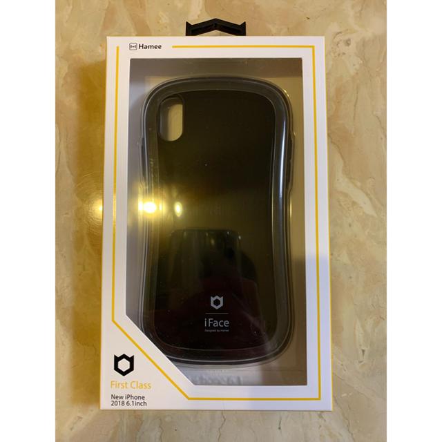 iphonex ケース 白 / iFace first class ブラック XRの通販 by kotamilk SHOP|ラクマ
