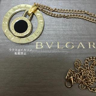 ブルガリ(BVLGARI)の【国内正規】BVLGARI ネックレス チャーム チェーン付き ブルガリ(ネックレス)