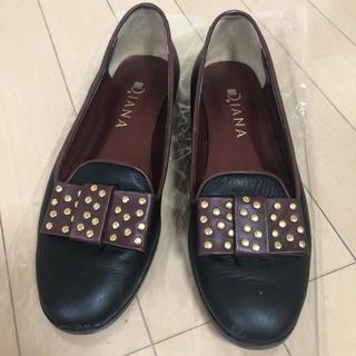 ダイアナ(DIANA)のDIANA ローファー パンプス(ローファー/革靴)