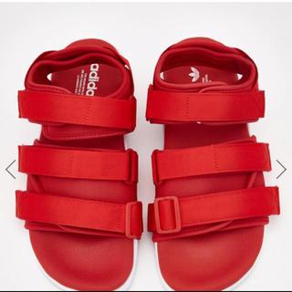 アディダス(adidas)のアディダス アディレッタ サンダル(サンダル)