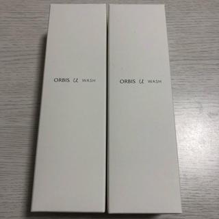 オルビス(ORBIS)のオルビス  ユー ウォッシュ 洗顔料 2本セット(洗顔料)