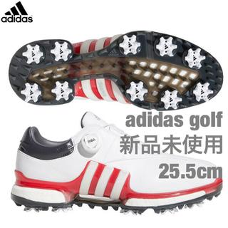 アディダス(adidas)のゴルフシューズ 新品未使用(シューズ)