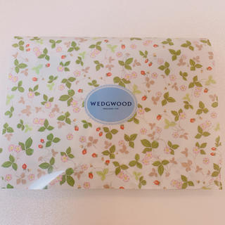 WEDGWOOD - 【新品】ウエッジウッド ワイルドストロベリー アソートティバッグ