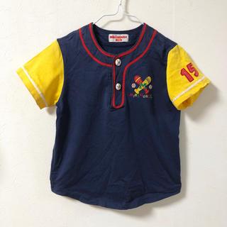 mikihouse - ミキハウス 110cm ベースボールTシャツ