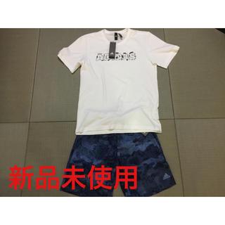 adidas - アディダス Tシャツ ハーフパンツ