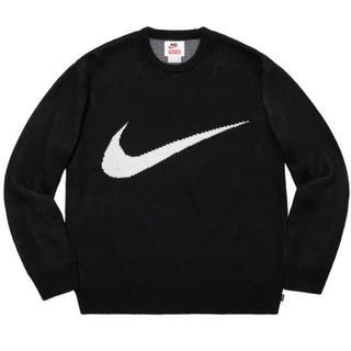 Supreme - Mサイズ Supreme NIKE Swoosh Sweater