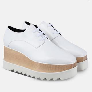 STELLAMcCARTNEY  エリスシューズ 34(ローファー/革靴)