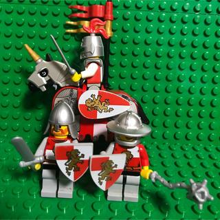 レゴ(Lego)のレゴ LEGO ミニフィグ キングダム騎士セット(知育玩具)