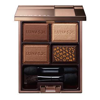 ルナソル(LUNASOL)の【 新品未開封 】02 Chocolat Amer ルナソル ショコラアイズ(アイシャドウ)