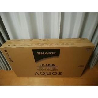 SHARP - シャープ 40V型液晶テレビ AQUOS LC-40S5