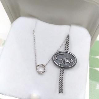 STAR JEWELRY - Star  Jewelry  スタージュエリー ダイヤモンドネックレス美品