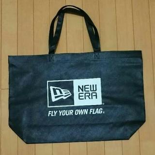 ニューエラー(NEW ERA)の大容量ニューエラショップバッグ,トートバッグ ショッパー(トートバッグ)
