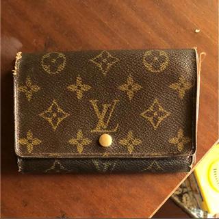ルイヴィトン(LOUIS VUITTON)のルイヴィトン財布(折り財布)