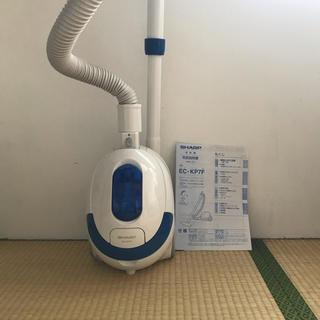 SHARP - 最終価格 シャープ 掃除機 EC-KP7F ブルー SHARP