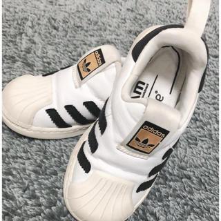 adidas - adidas スーパースター スリッポン