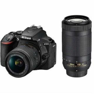 Nikon - 【新品未使用】ニコン D5600 ダブルズームキット 2台