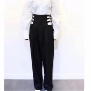 TOGA - [最終値下げ]HELK デザインパンツ 黒