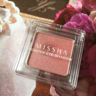 ミシャ(MISSHA)の春夏メイク♡ピンクアイシャドウ♡ミシャ(アイシャドウ)