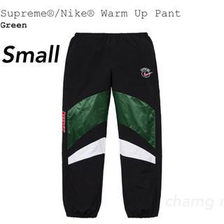 Supreme - S Supreme 19SS Nike Warm Up Pant 緑 新品