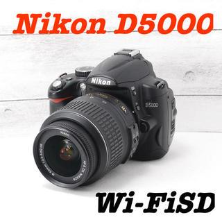 Nikon - ❤️シャッター回数1423枚❤️スマホ転送❤️Nikon D5000